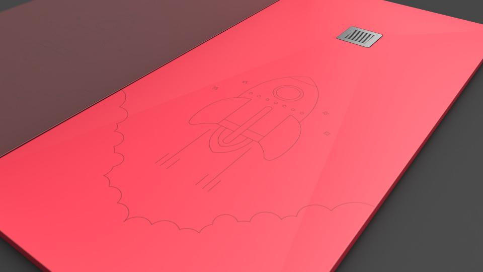 Platos de ducha - Colores personalizables