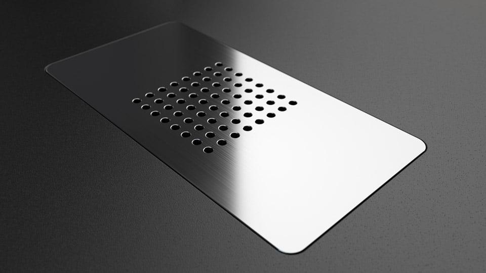 Platos de ducha - Rejillas personalizables